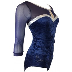 Sleeved leotard B2068