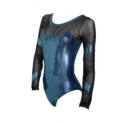 Sleeved leotard B2112
