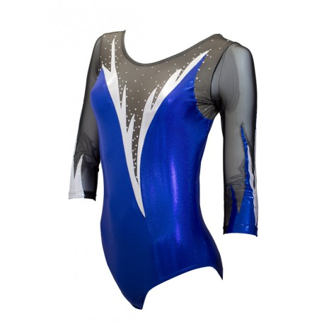 Sleeved leotard B2113