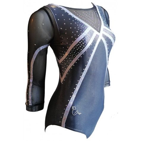 Sleeved leotard B2116_e